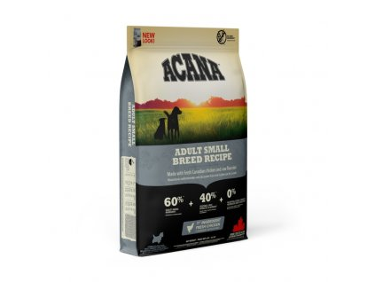 ACANA Adult Small Breed 6 kg HERITAGE