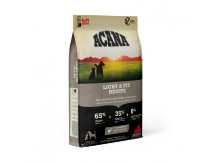 ACANA Light & Fit 6 kg HERITAGE