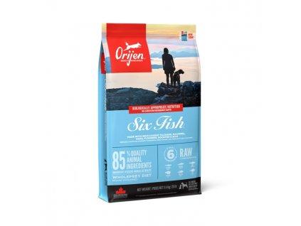ORIJEN Six Fish 11,4 kg