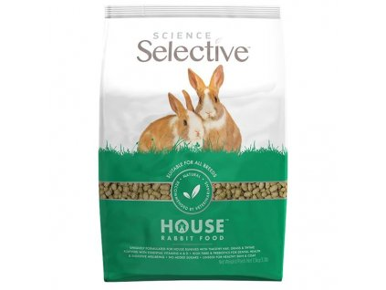 Supreme Science®Selective House Rabbit - králík 1,5kg