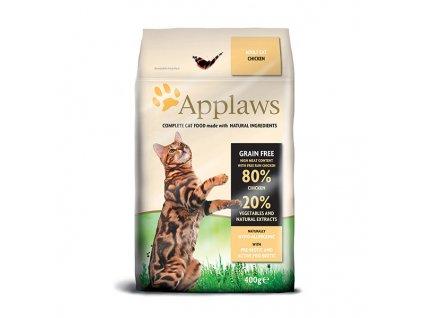 Applaws granule Cat Adult Kuře 400g