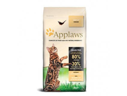 Applaws granule Cat Adult Kuře 2kg