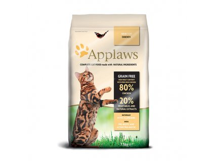 Applaws granule Cat Adult Kuře 7,5kg