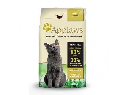 Applaws granule Cat Senior Kuře 400g