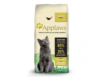 Applaws granule Cat Senior Kuře 2kg