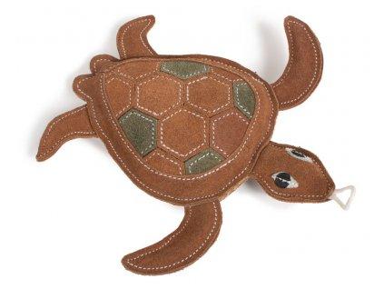 Farm Company želva ze semišové kůže 20cm