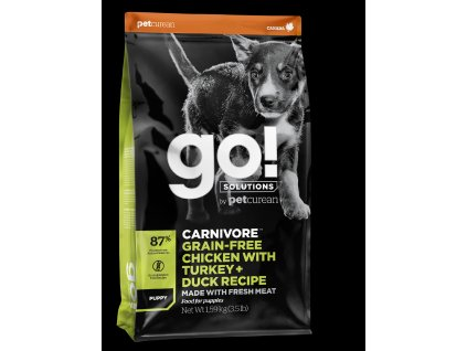 GO! Solutions Carnivore Puppy 10 kg