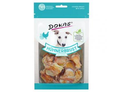 Dokas - Kuřecí prsa s jablkem 70 g