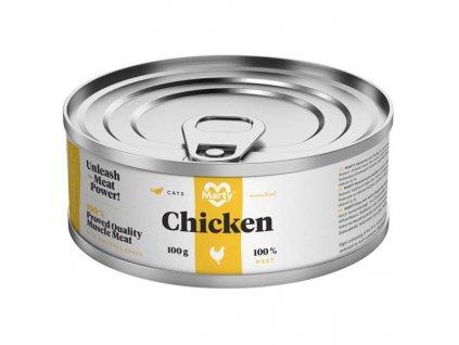 MARTY konz. pro kočky - Essential kuře 100 g