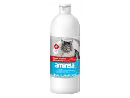 Aminela Clean Ekologický odstraňovač zápachu a nečistot pro kočky 1L