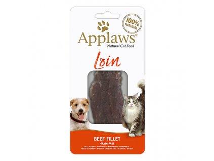 Applaws Steak přírodní filet Hovězí 20g