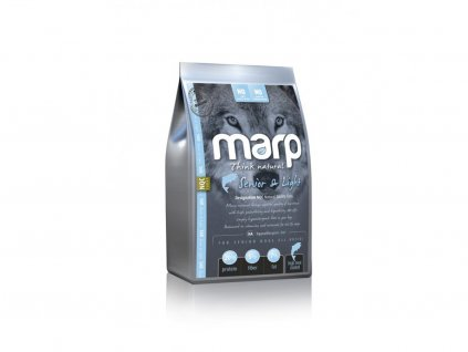 61947 2 marp natural senior and light baleni 12 kg