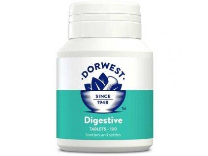 Dorwest - Tablety na zažívání - 100 tbl