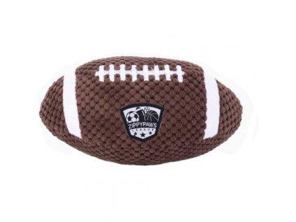 Míč ZippyPaws SportsBallz – Americký fotbal