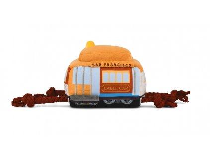 Plyšová hračka Cable Car PLAY