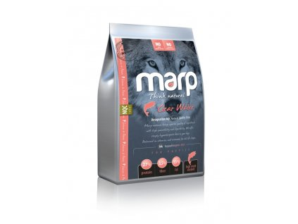 Marp Natural Clear Water - lososové 2kg