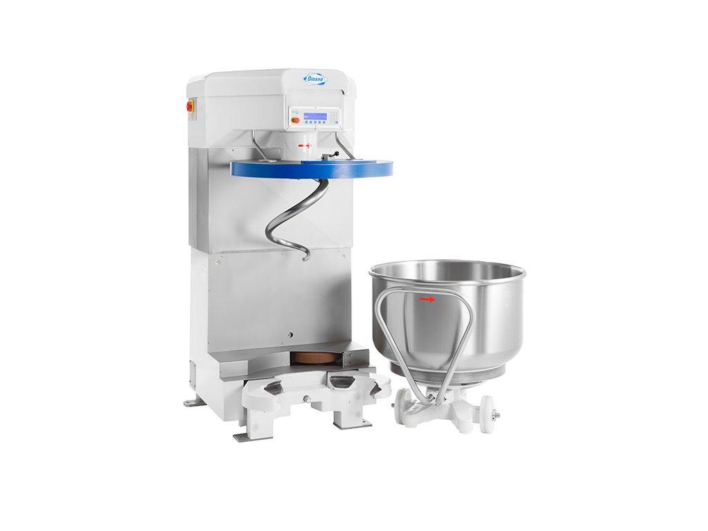 diosna produkte dough spiralkneter spiralkneter spv 120 spv 240 a abb 01