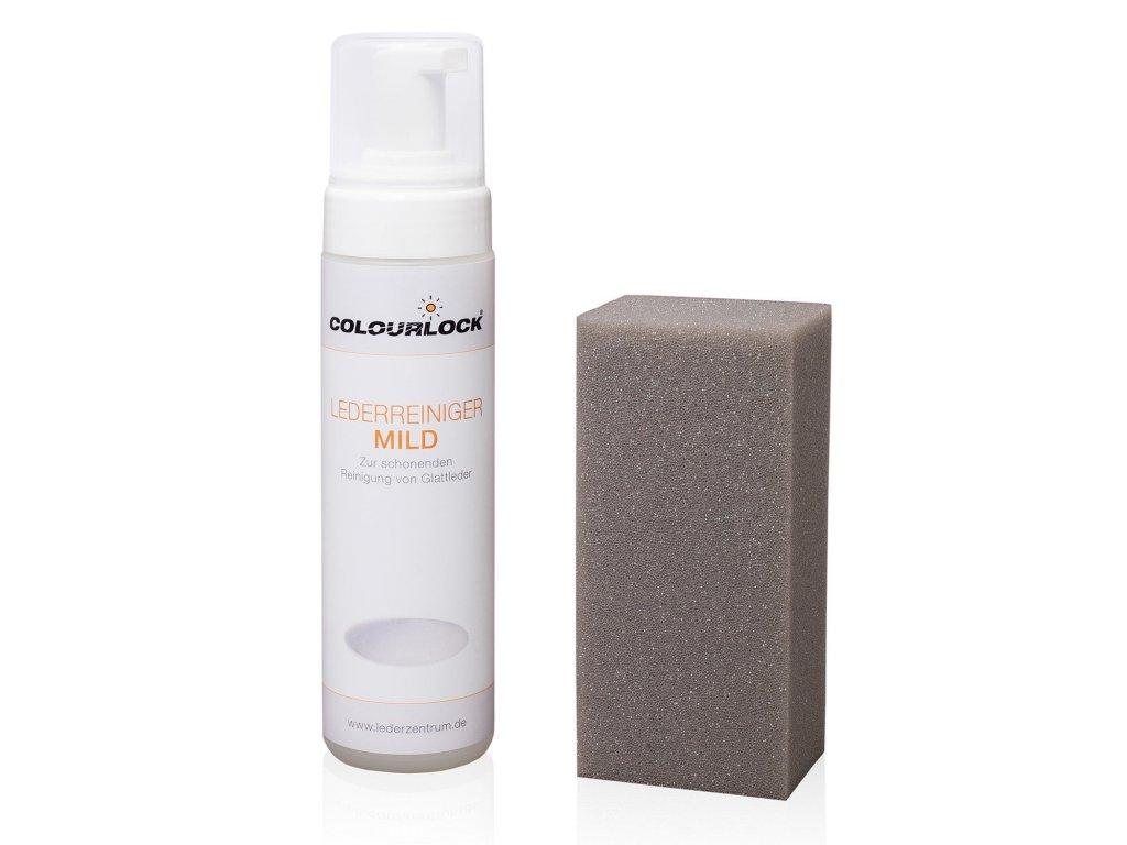COLOURLOCK  LEDERREINIGER MILD jemný čistič kůže