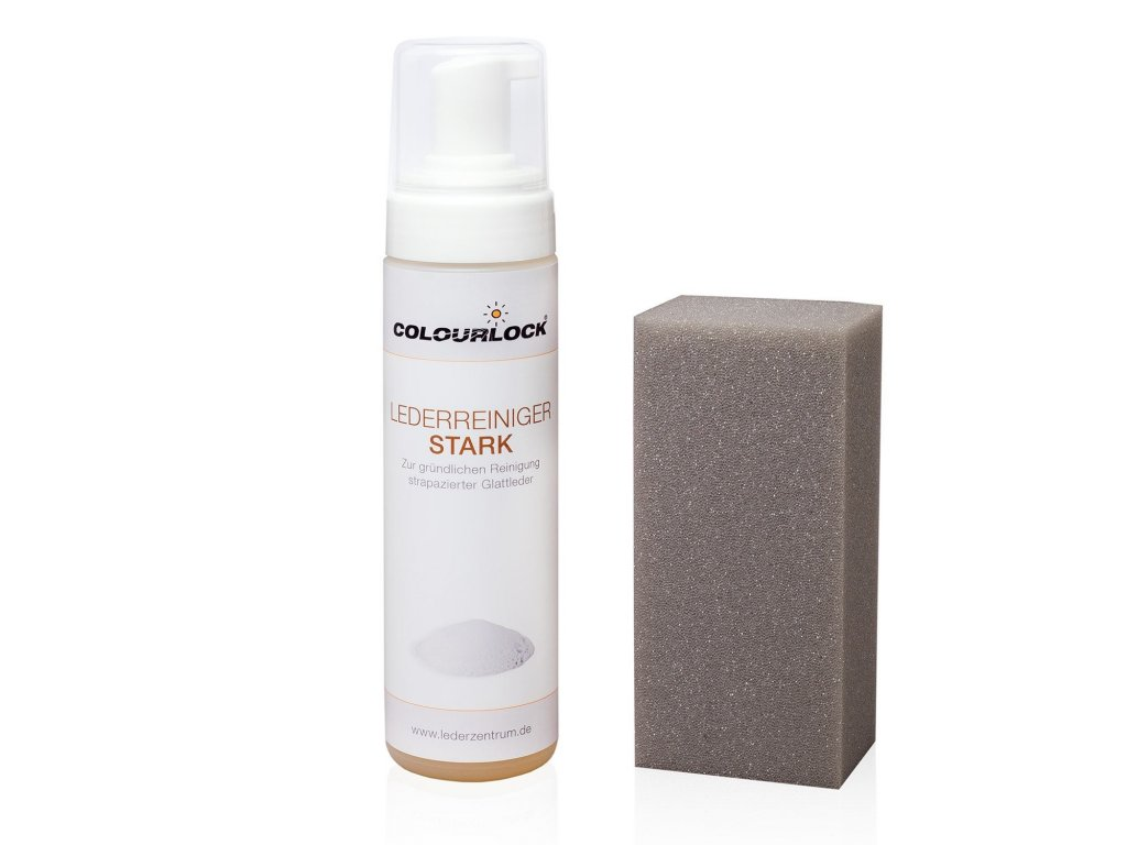 COLOURLOCK  LEDERREINIGER STARK silný čistič kůže
