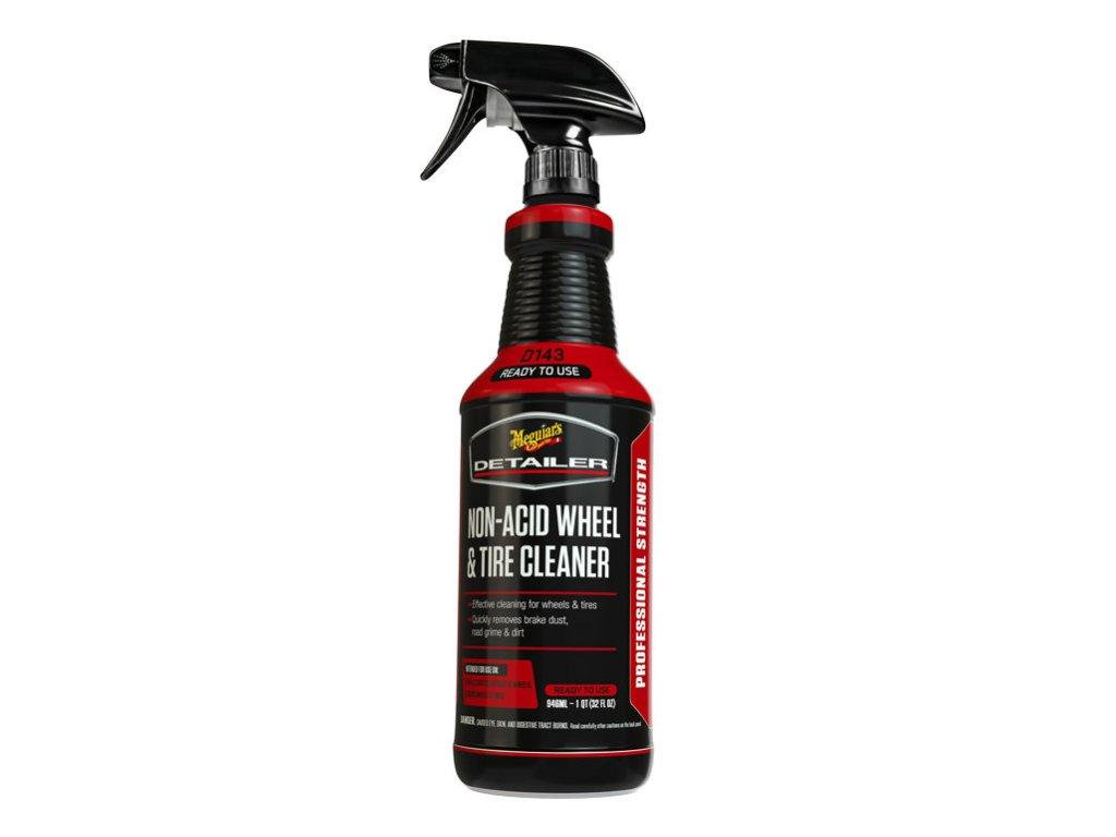 meguiars non acid wheel tire cleaner cistic na kola a pneumatiky 946 ml 1
