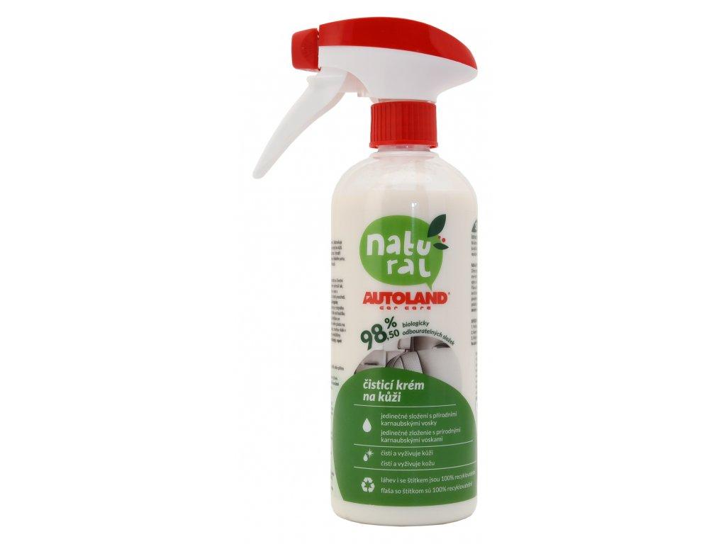 Natural ECO čistič kůže