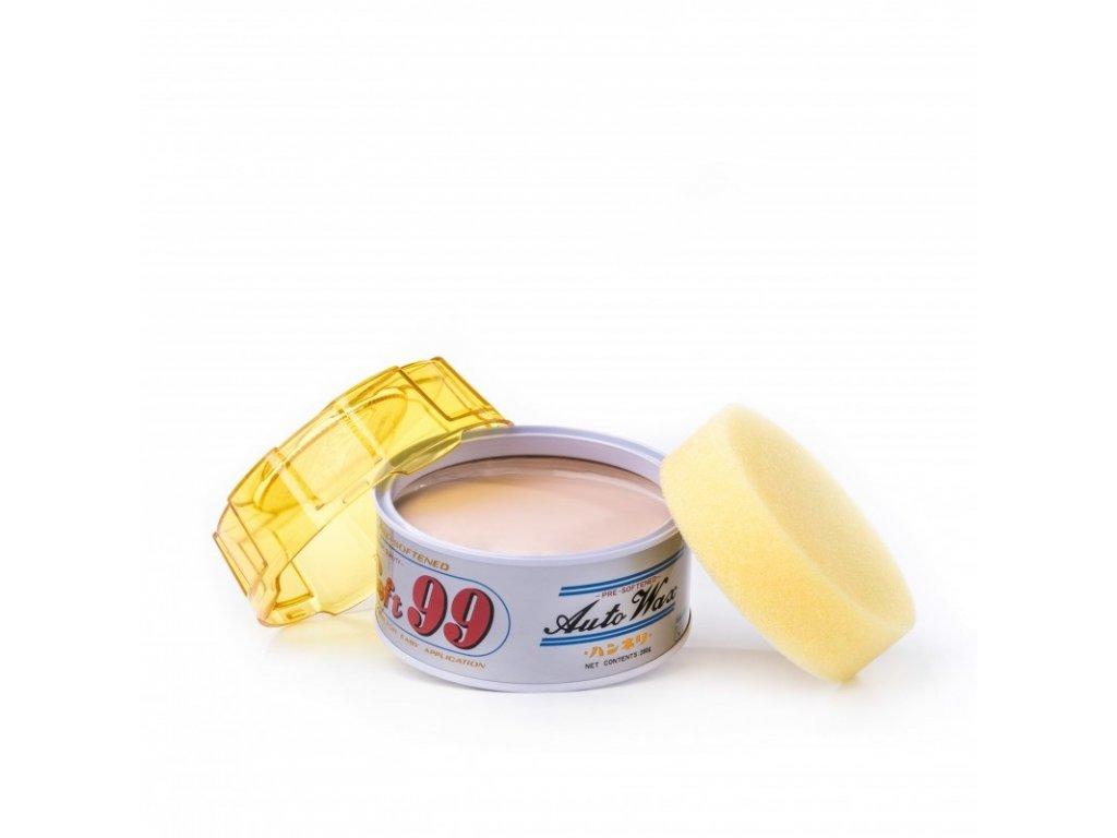 Soft99 Hanneri Wax - měkký vosk