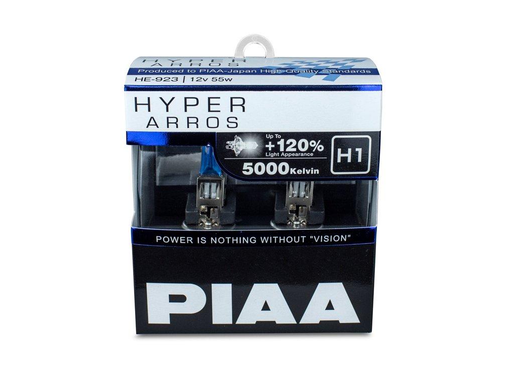 piaa hyper arros autozarovky h1