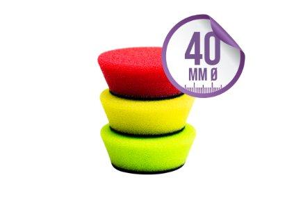 Liquid Elements PadBoy V2 Advanced pro unašeč 40mm kónický