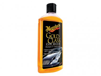 Meguiar's Gold Class Car Wash Shampoo & Conditioner - extra hustý autošampon s kondicionéry