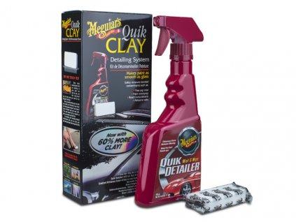 Meguiars Quik Clay Starter Kit zakladni sada pro dekontaminaci laku 20181218131129