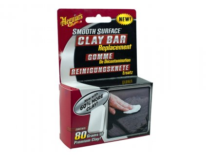 g1001 meguiars smooth surface clay bar replacement 80g