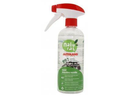 Natural ECO čistič interiéru auta