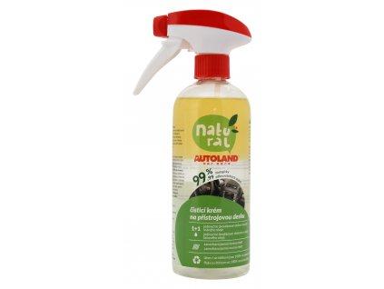 Natural ECO čistič interiérových plastů