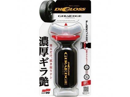 Soft99 Digloss GiraEdge - lesklá impregnace pneumatik