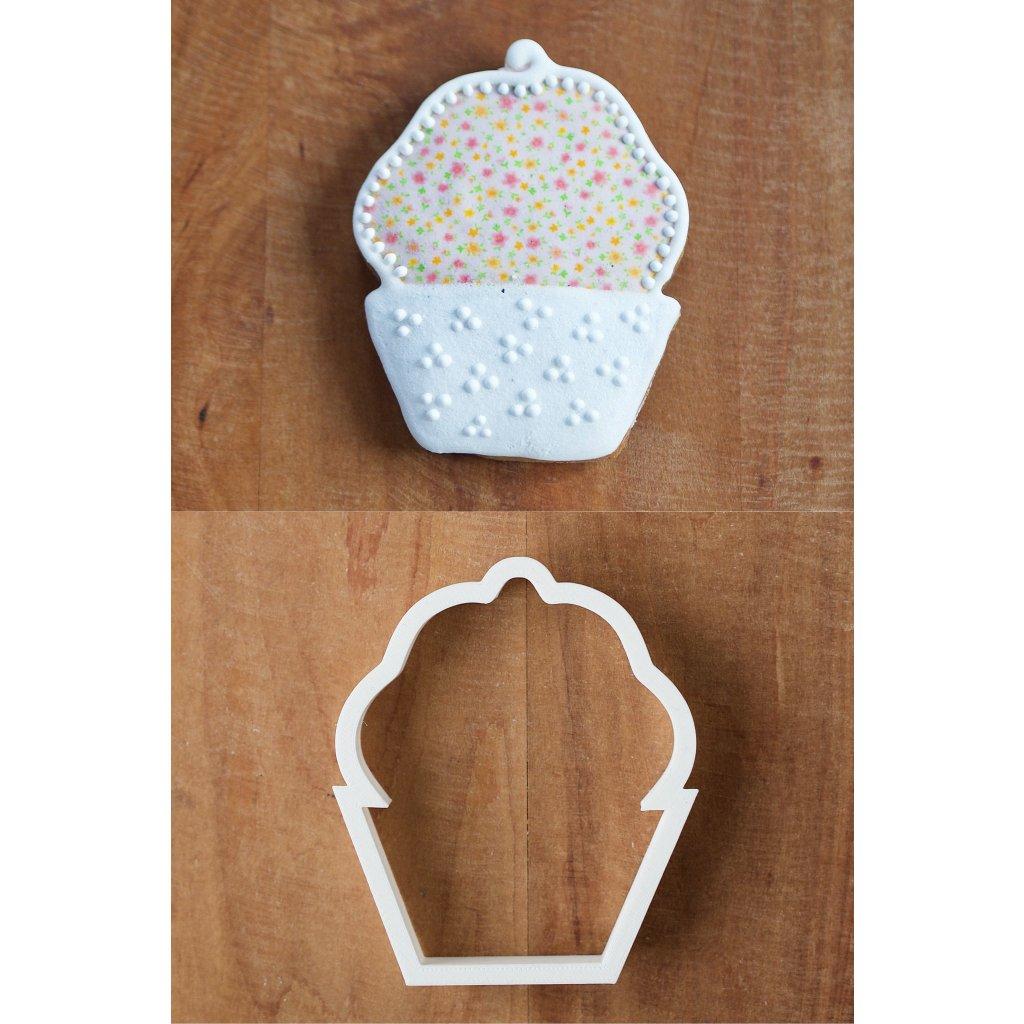 20. Malý cupcake