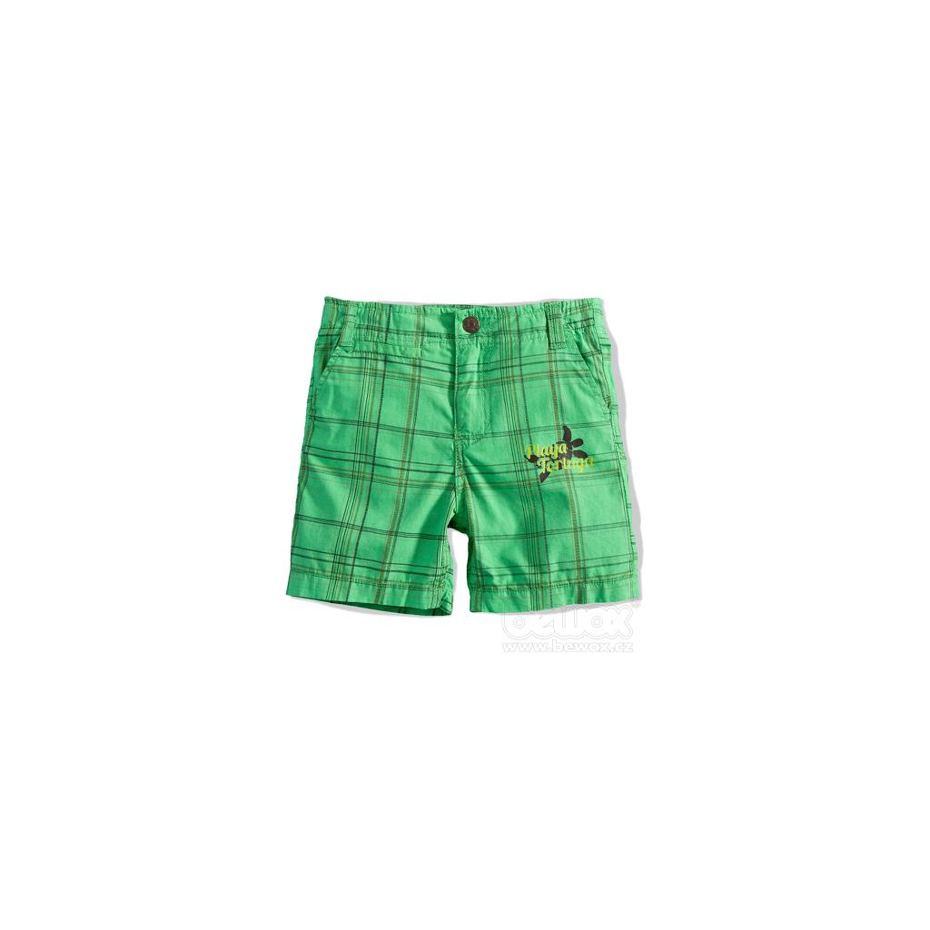 Chlapčenské šortky BOYSTAR zelené