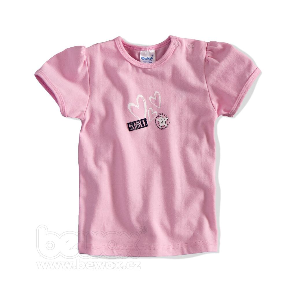 Dojčenské tričko DIRKJE