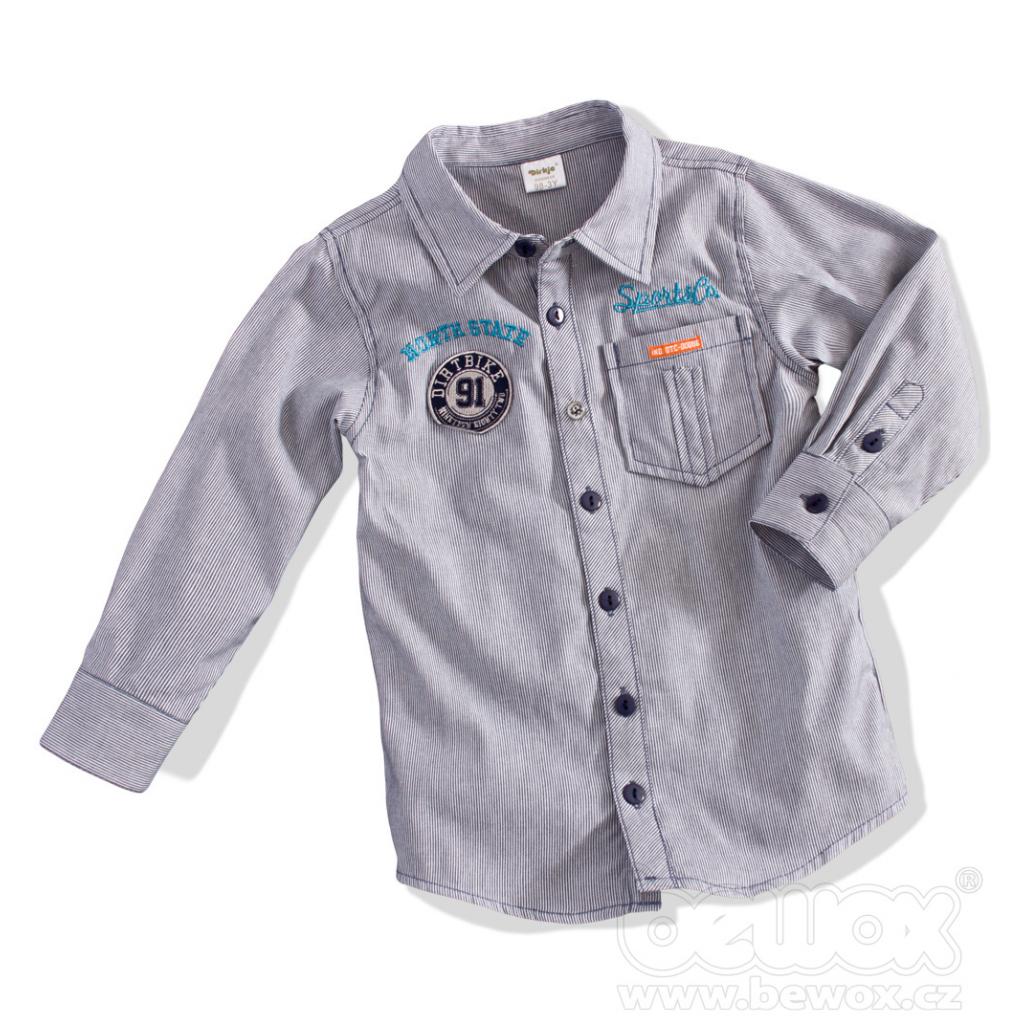 Chlapčenská košeľa DIRKJE