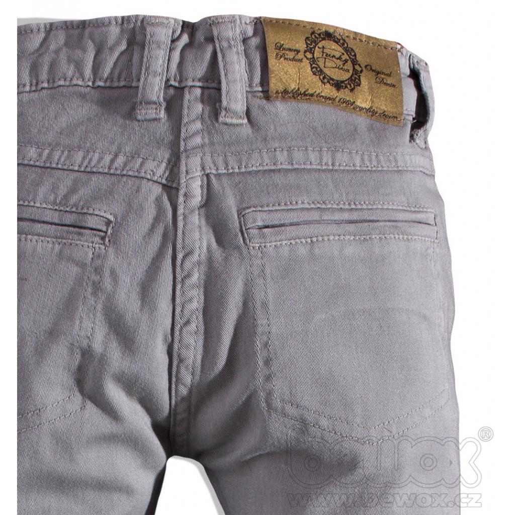 f24a35193025 Dievčenské džínsové nohavice MINOTI GREY sivé - PELEA.SK