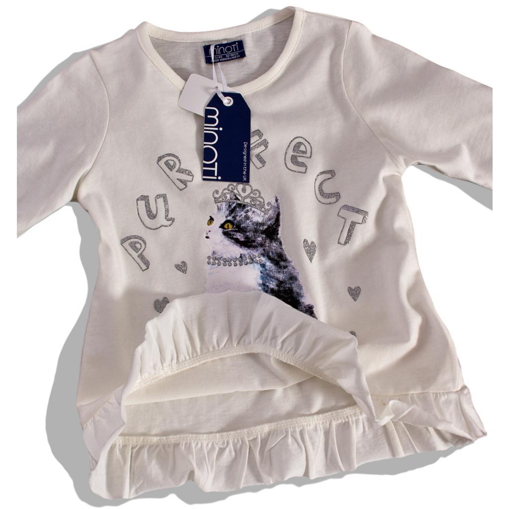 0f5e574d3c59 Dievčenské tričko s dlhým rukávom