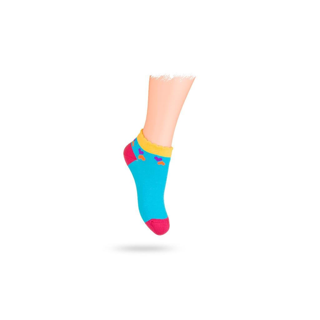 Členkové ponožky, SRDIEČKA