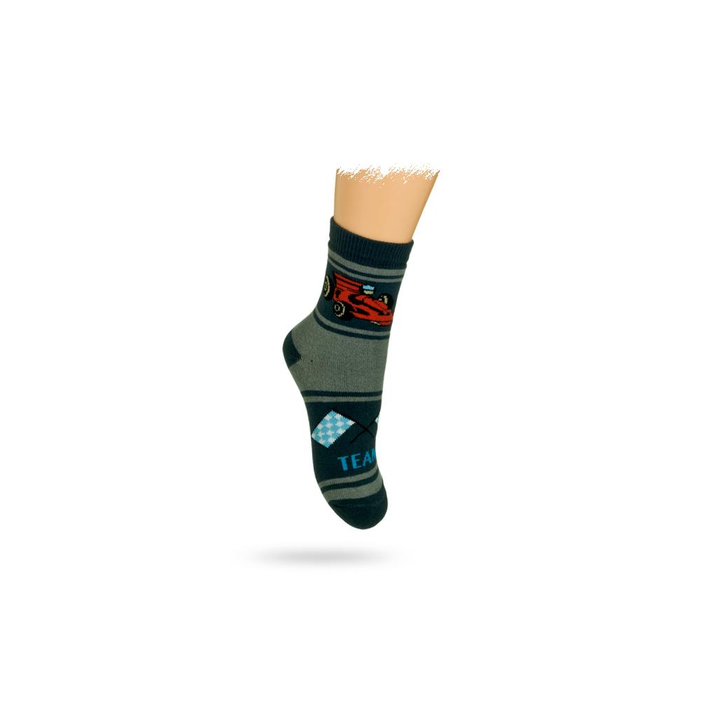TERMO ponožky, vzor FORMULA
