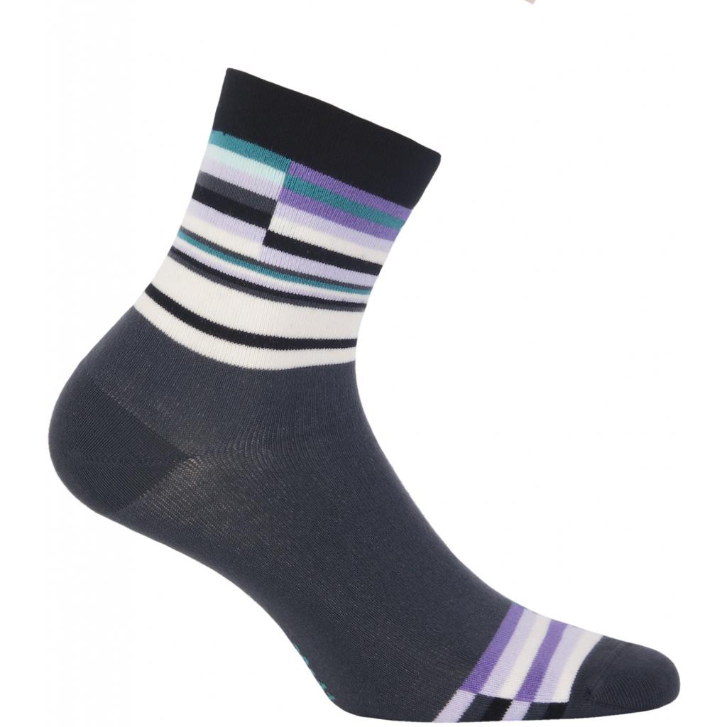 Detské vzorované ponožky WOLA