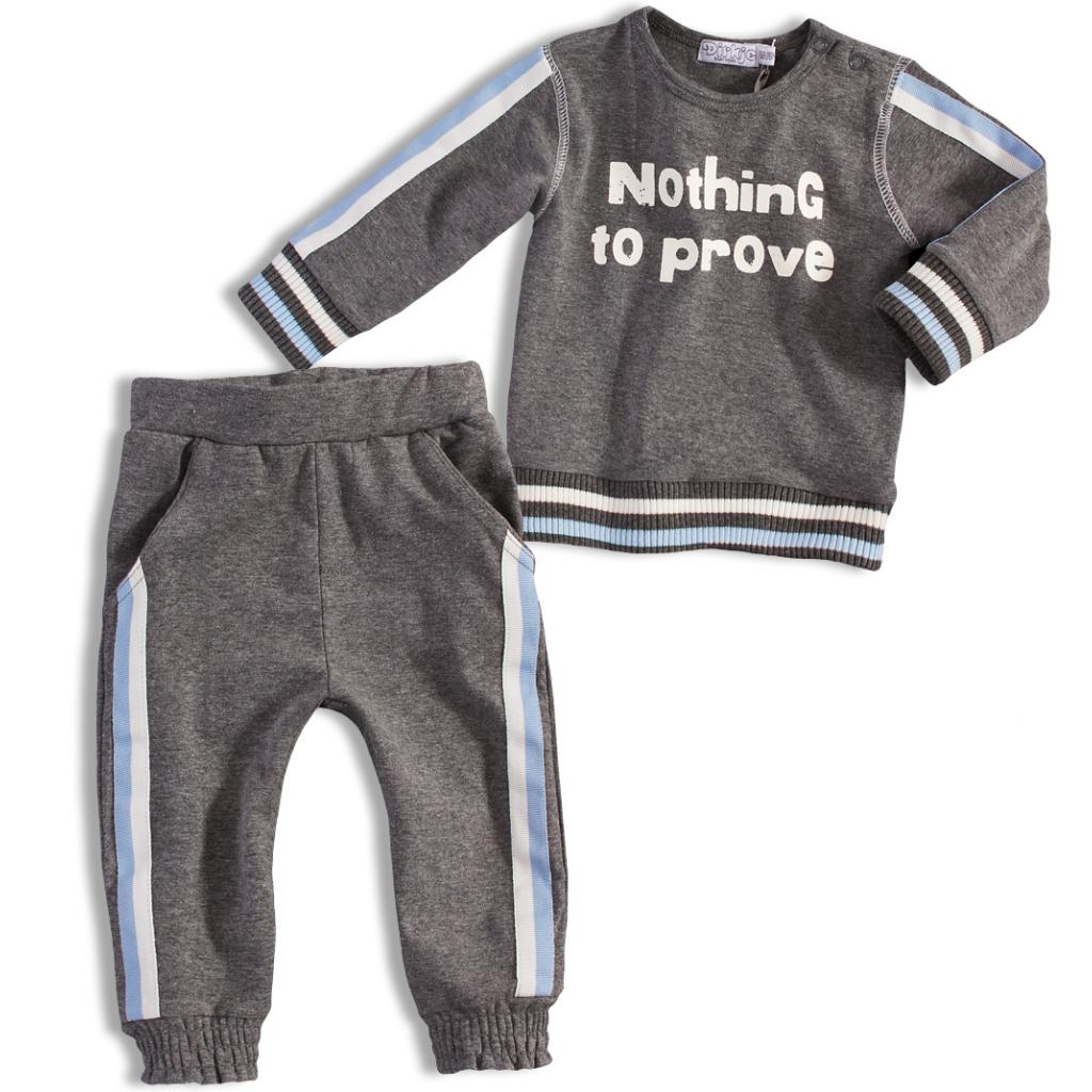 Dojčenská chlapčenská súprava DIRKJE