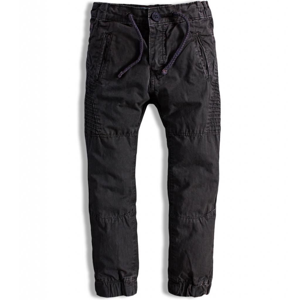 Chlapčenské nohavice MINOTI KID čierne