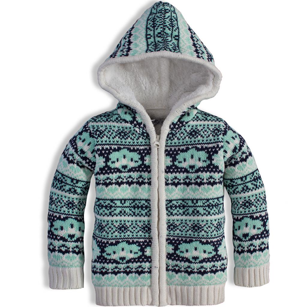 Dojčenský termo sveter  DIRKJE LITTLE LADY