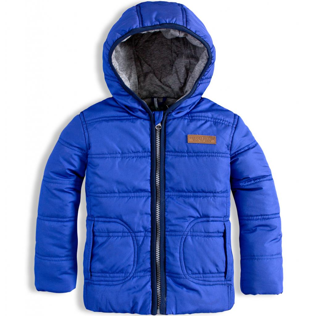 Dojčenská zimná bunda DIRKJE NO RULES