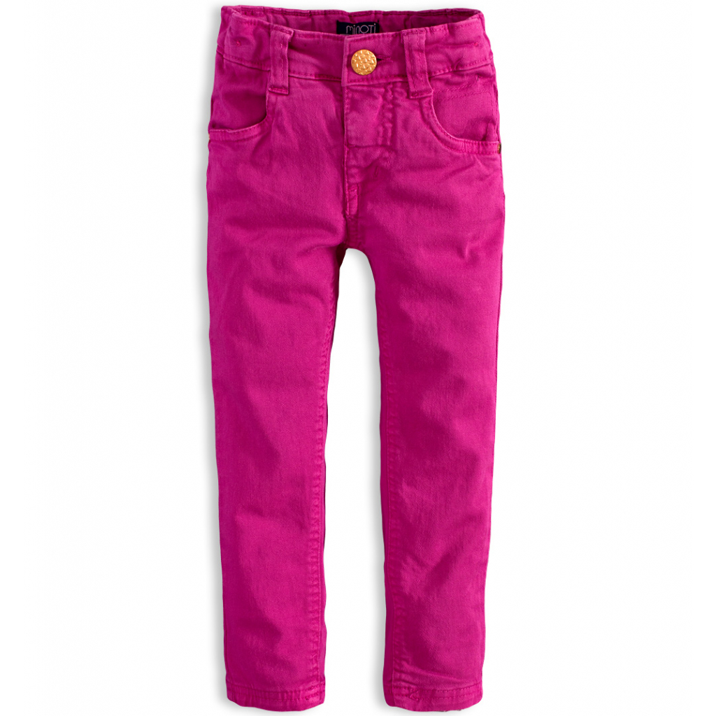 Dojčenské farebné džínsy MINOTI PETAL