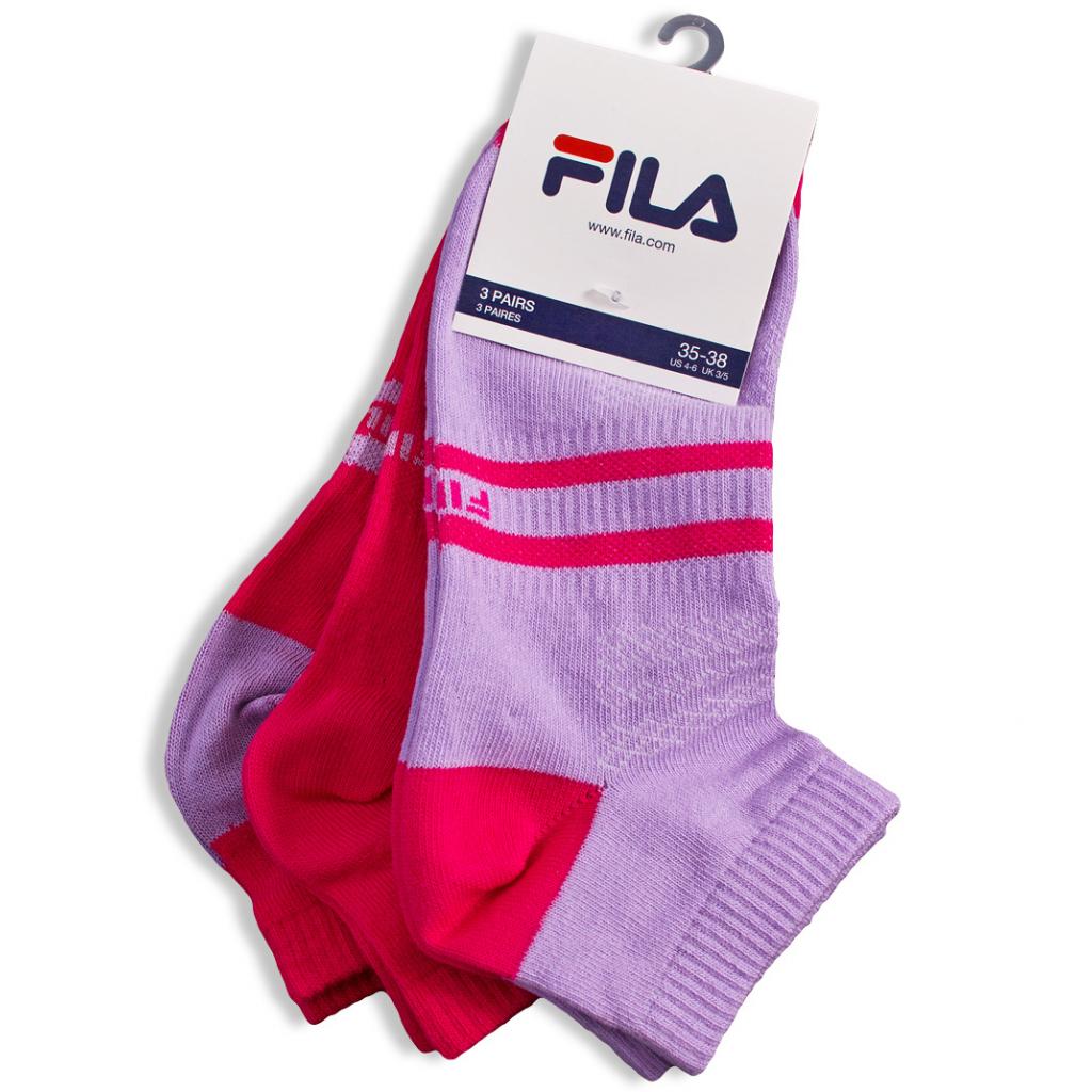 Dámske ponožky FILA 3 páry