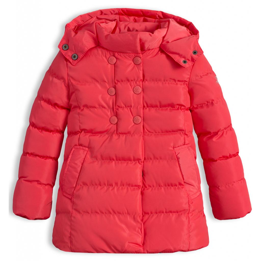 Dievčenská zimná bunda LEMON BERET DUBARRY oranžová - PELEA.SK f5dc067a11b